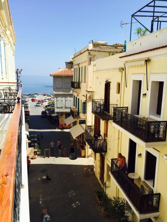 Casa Veneta: View from our room