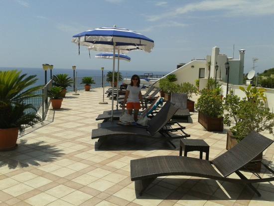 Hotel Citara: Solarium