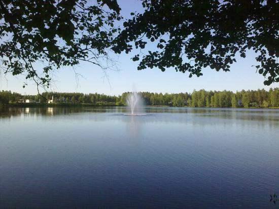 Huutjarvi Lake