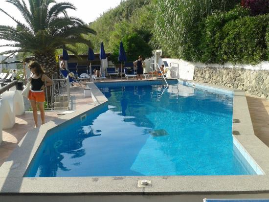 Hotel Citara: Piscina termale