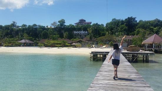 Secdea Beach Resort Updated 2018 Guest House Reviews Davao Samal Island Tripadvisor