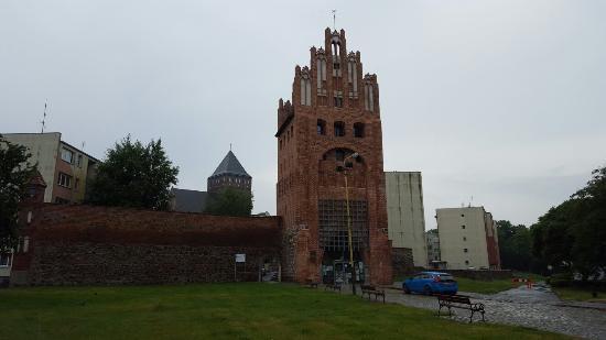 Wolinska Gate