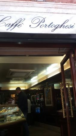 Photo of Italian Restaurant Caffe Dei Portoghesi at Via Dei Portoghesi 7, Rome 00186, Italy