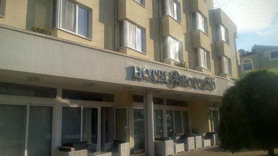 Hotel Rotondo: Street view