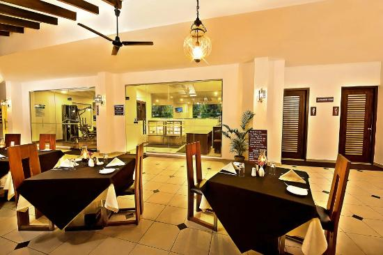 Tangerine Beach Hotel: Coffeeshop