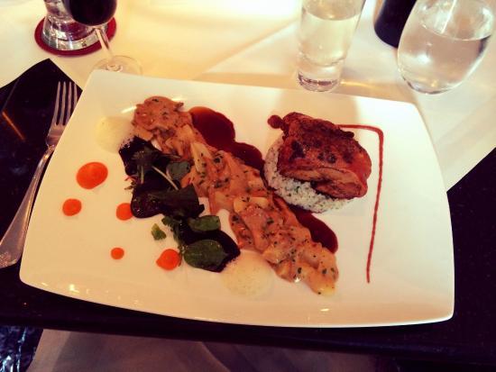 Restaurant Weinstein: Perfect dinner in a great town!