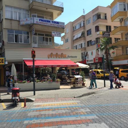 Citirim Pastaneleri: Внешний вид кафе