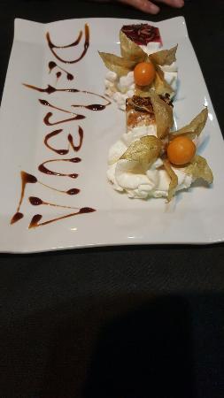 Restaurante de Fabula Mediterranea : Lekker dessert
