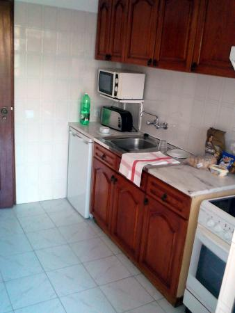 Solgarve Hotel : Küche