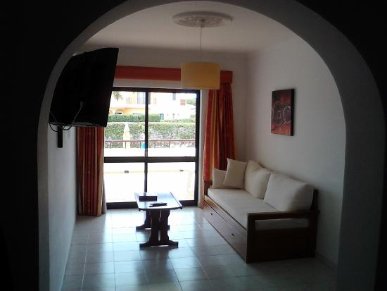 Solgarve Hotel : Wohnraum
