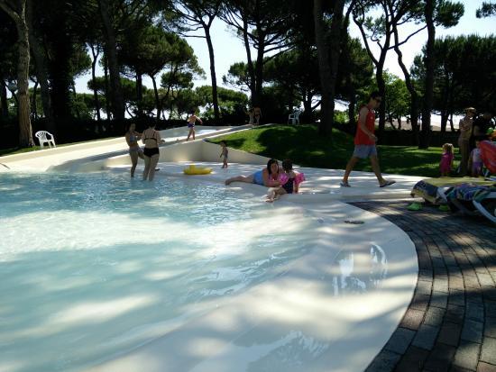 Camping Waikiki: Kids pool
