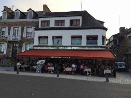 bavette 224 l 233 chalotte picture of restaurant du port paimpol tripadvisor