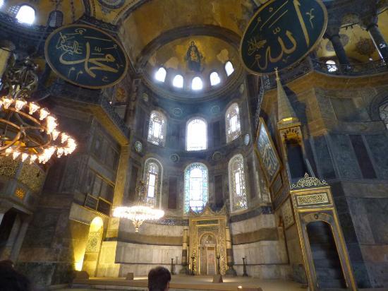 The Hagia Sophia Museum - Picture of Hagia Sophia Museum ...