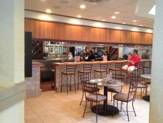 Olive Garden   Bar Area
