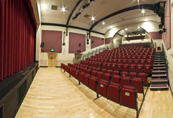 Market Drayton, UK: 199 seat Theatre
