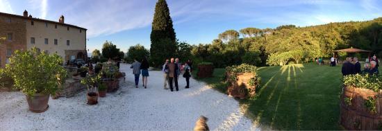 Paciano, Ý: Senza dubbio uno degli agriturismi più belli mai visti..