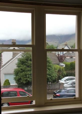 The Salisbury Guesthouse: View from room 3