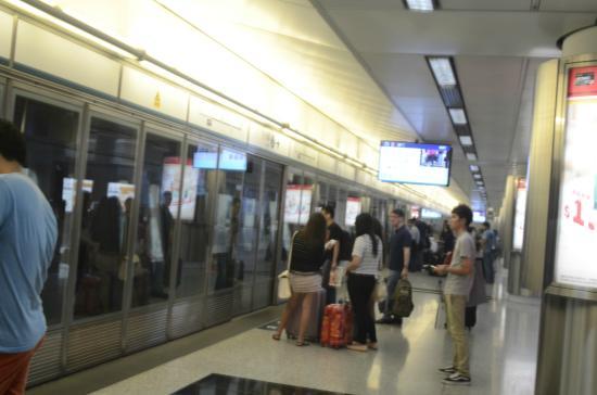 Hong Kong MTR Airport Express - Picture of MTR, Hong Kong