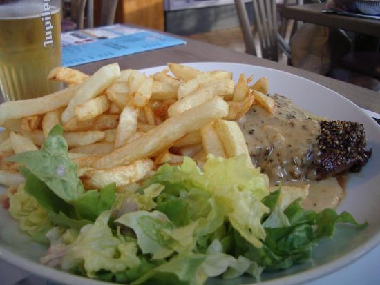 Restaurant Champs Elysees Saint Amand Eaux