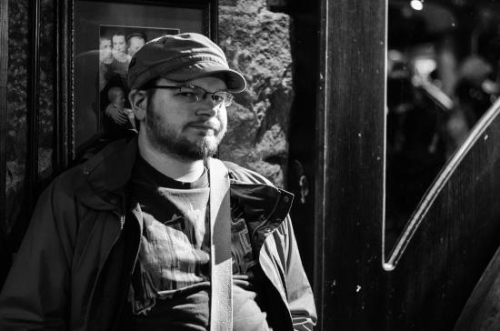 30 Second Exposure: Aberdeen Geek Meet
