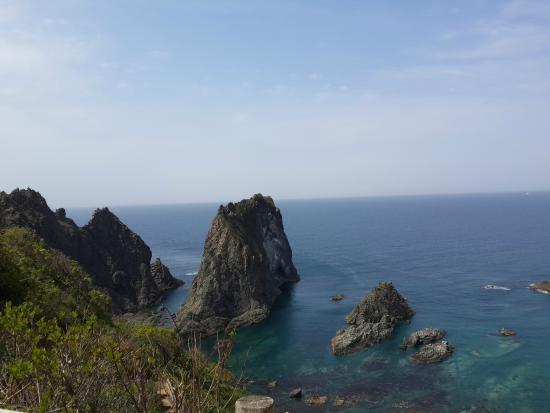 Shimamui Coast - Picture of Cape Kamui, Shakotan-cho ...
