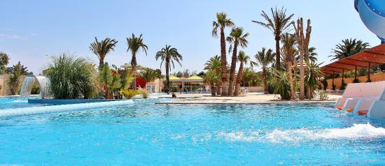 Camping L'Oasis: Espace aquatique