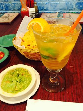 Wahoo, NE: Paloma!! A mexican mix drink, delicioso!!