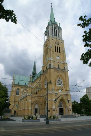 ‪Lodz Cathedral‬