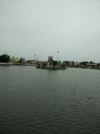 Thiruvarur, India: Thyagaraja Temple Tank