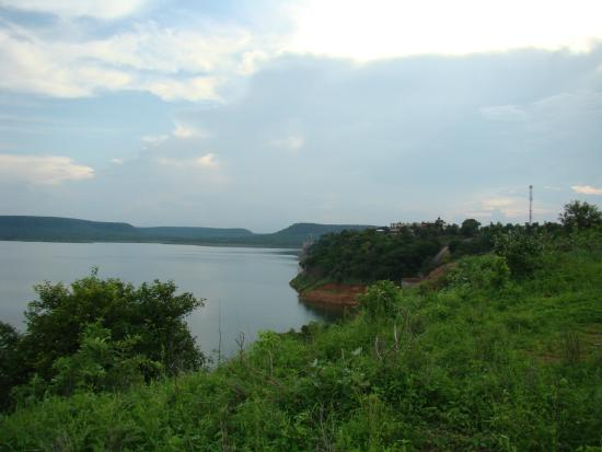 Madikheda Dam