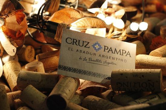 Cruz Pampa: el asador argentino