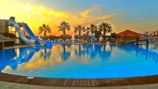Doreta Beach Hotel Rhodes Greece