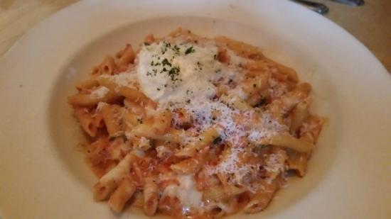 The Cheesecake Factory: 5 cheese pasta
