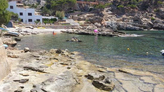 Cala, สเปน: Muy bonito