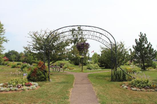 A.A. MacDonald Memorial Gardens