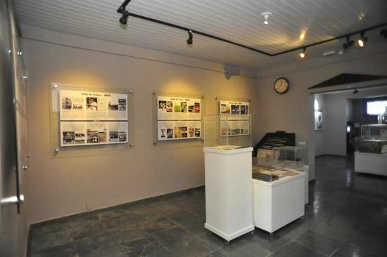 Zebu Foundation Museum Edilson Lamartine Mendes