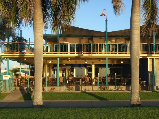 front view of la beach picture of la beach darwin tripadvisor