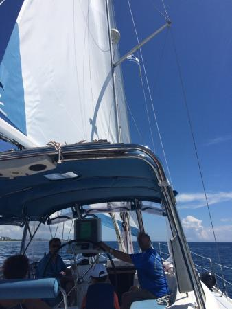 Charade Sailboat Charters - Day Tours: Fantastic day