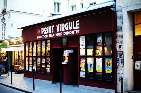 Le Point Virgule喜剧俱乐部