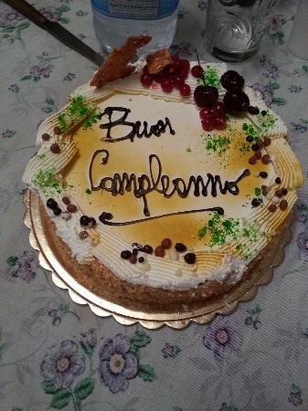 Cutrofiano, Ιταλία: Torta