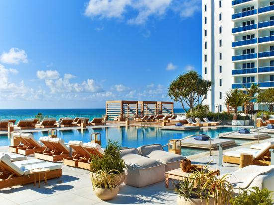 1 Hotel South Beach Main Pool