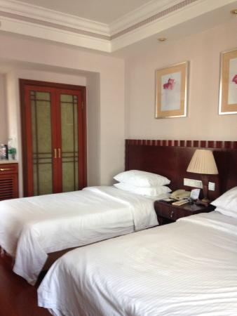 Baohong Hotel: номер