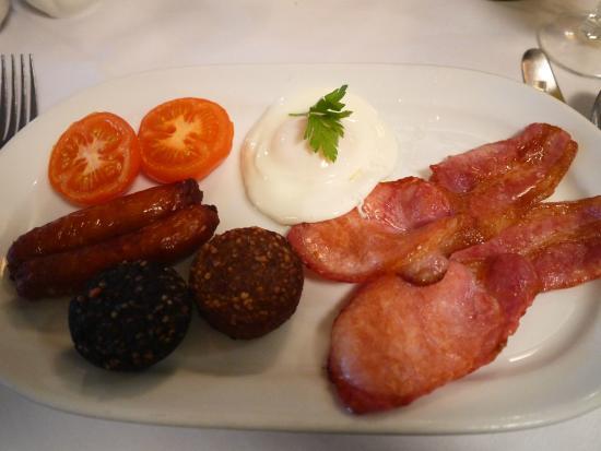 Foley's Townhouse and Restaurant : Full Irish Breakfast