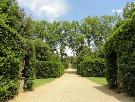 Giardini di boboli picture of boboli gardens florence tripadvisor - I giardini di boboli ...