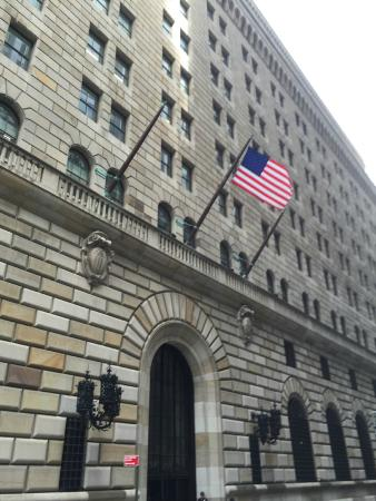 Federal Reserve Bank New York Tour Review