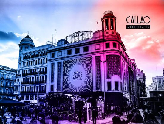 ‪Callao Cinema‬