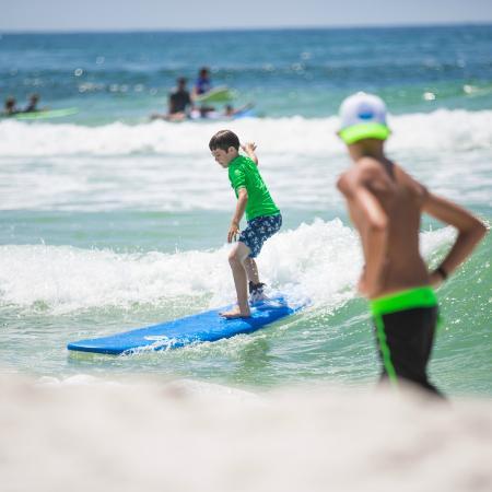 Innerlight Surf Shop: Surf Camp Day 1