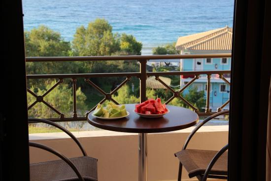 Levantino Studios & Apartments: view