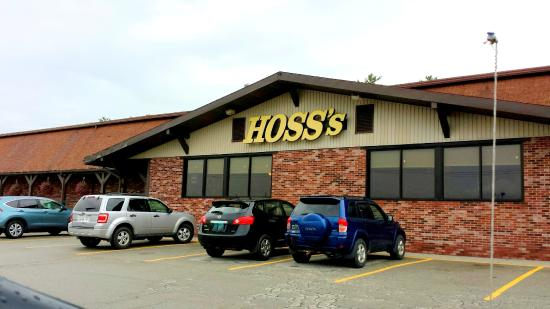 Hoss's Steak & Sea House: Hoss's Steak and Seafood in Somerset, PA