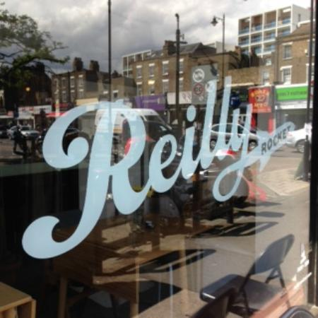 Photo of Reilly Rocket in London, , GB
